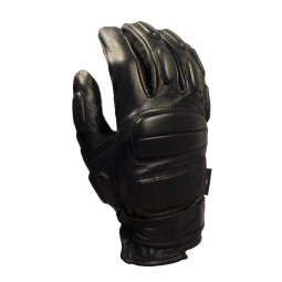 MTP anti-trauma leather glove for police officer