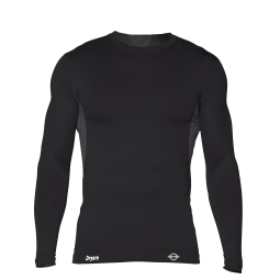 Internal MTP thermal long sleeve t-shirt for winter or summer