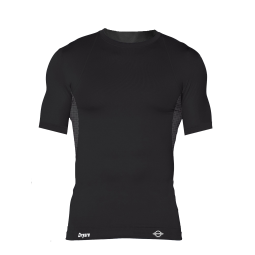 Internal MTP thermal short sleeve t-shirt for winter or summer