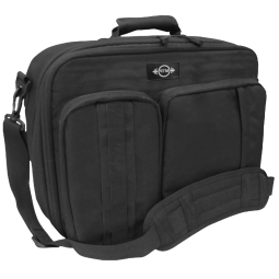 Multi-pocket Tactical MTP briefcase for laptop