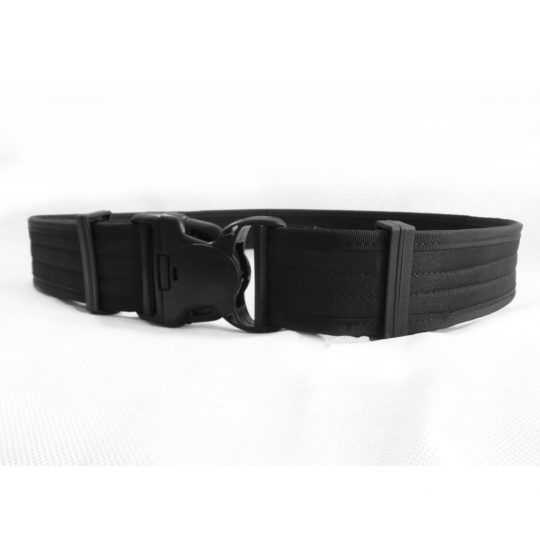 External belt MTP rigid 5 cm width for police service
