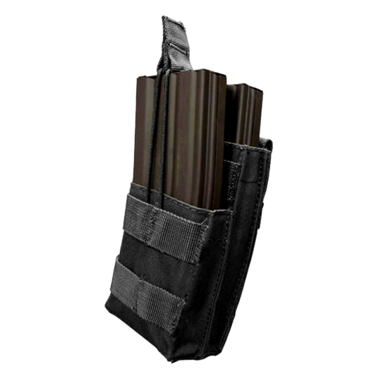 Single MTP long arms magazine holder made of Cordura