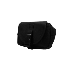 MTP small horizontal bag made of Cordura for a tactical belt (back)