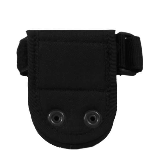 MTP vertical gloves holder for a police belt (back)