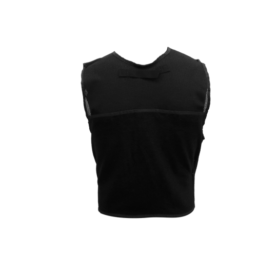 Tactical lightweight velcro vest MTP (back)