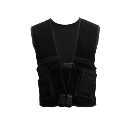 Tactical lightweight velcro vest MTP