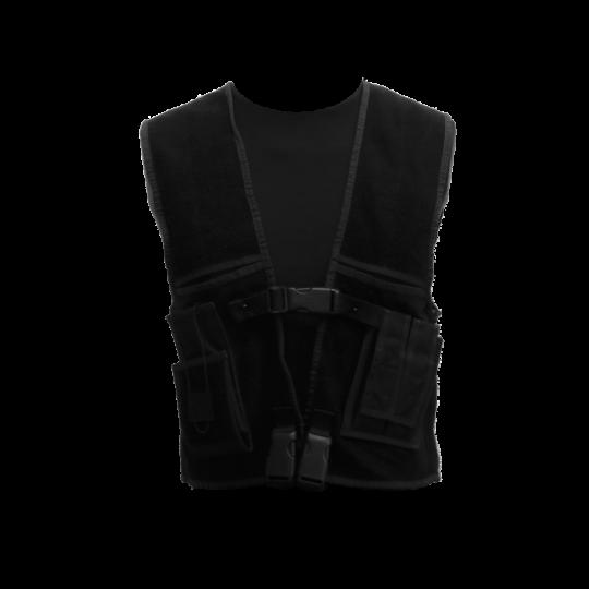 Tactical lightweight velcro vest MTP