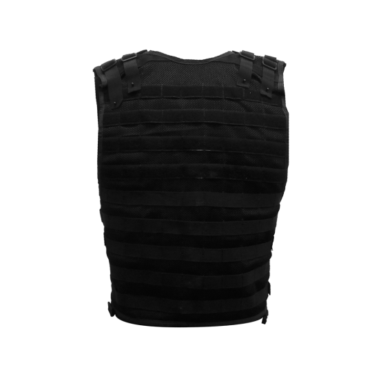 Tactical vest for summer with MOLLE system (back)