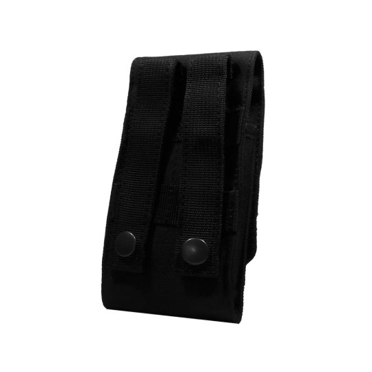 MTP mobile large case holder made of Cordura (back)