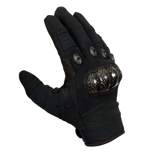 MTP Level 5 anti-cut summer leather glove for biker