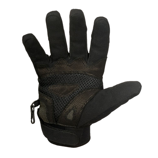 MTP Level 5 anti-cut summer leather glove for biker (palm)