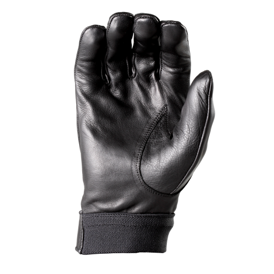 MTP anti-cut level 5 made in leather with wrist fastener (palm)