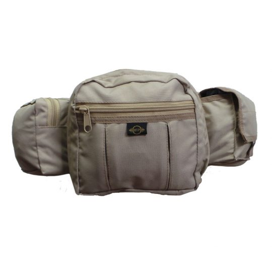 MTP Tactical fanny pack for weapon concealment color sand