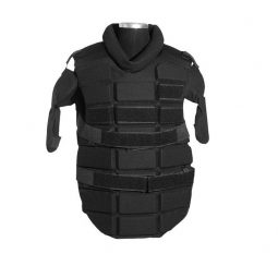 MTP lightweight riot vest for police interventions