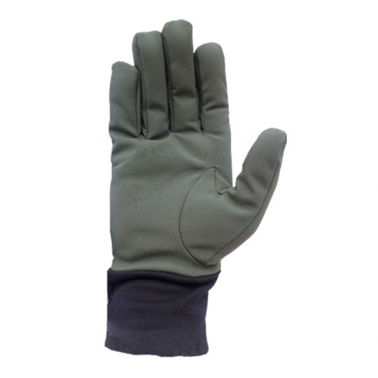 MTP waterproof anti-cut glove for winter made with SOFTSHELL palm