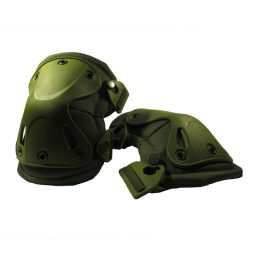 MTP reinforced tactical knee and elbow pads