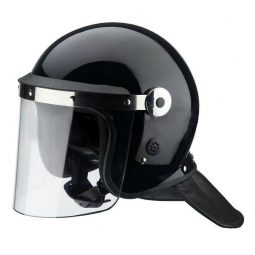 Anti-trauma MTP riot helmet for police interventions